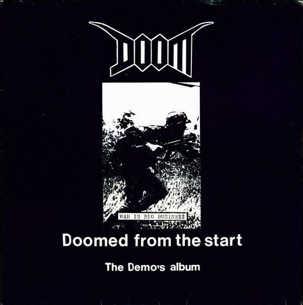 DOOM - Doomed From The Start cover