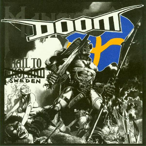 DOOM - Hail to Sweden cover