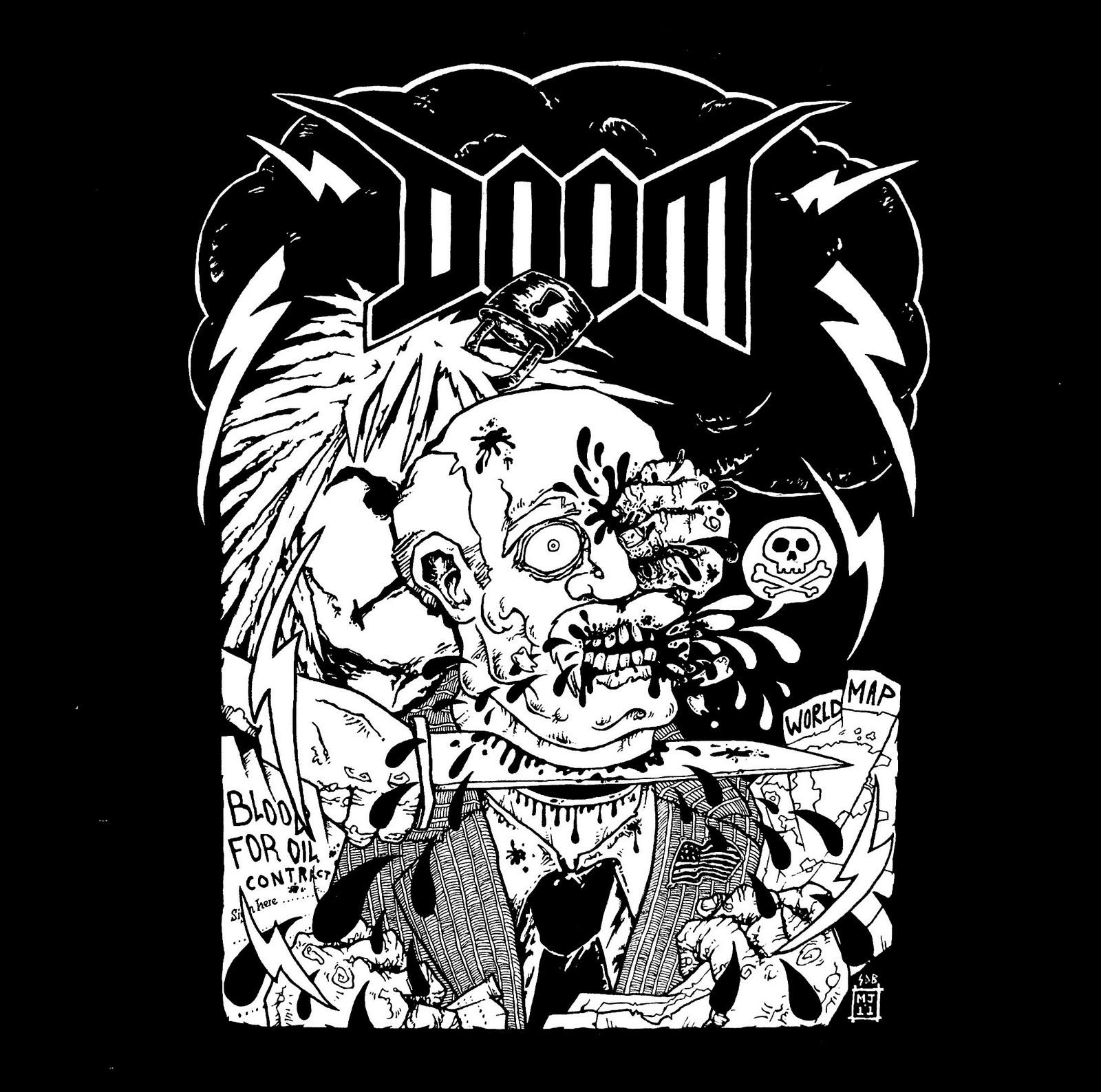DOOM - Doom cover