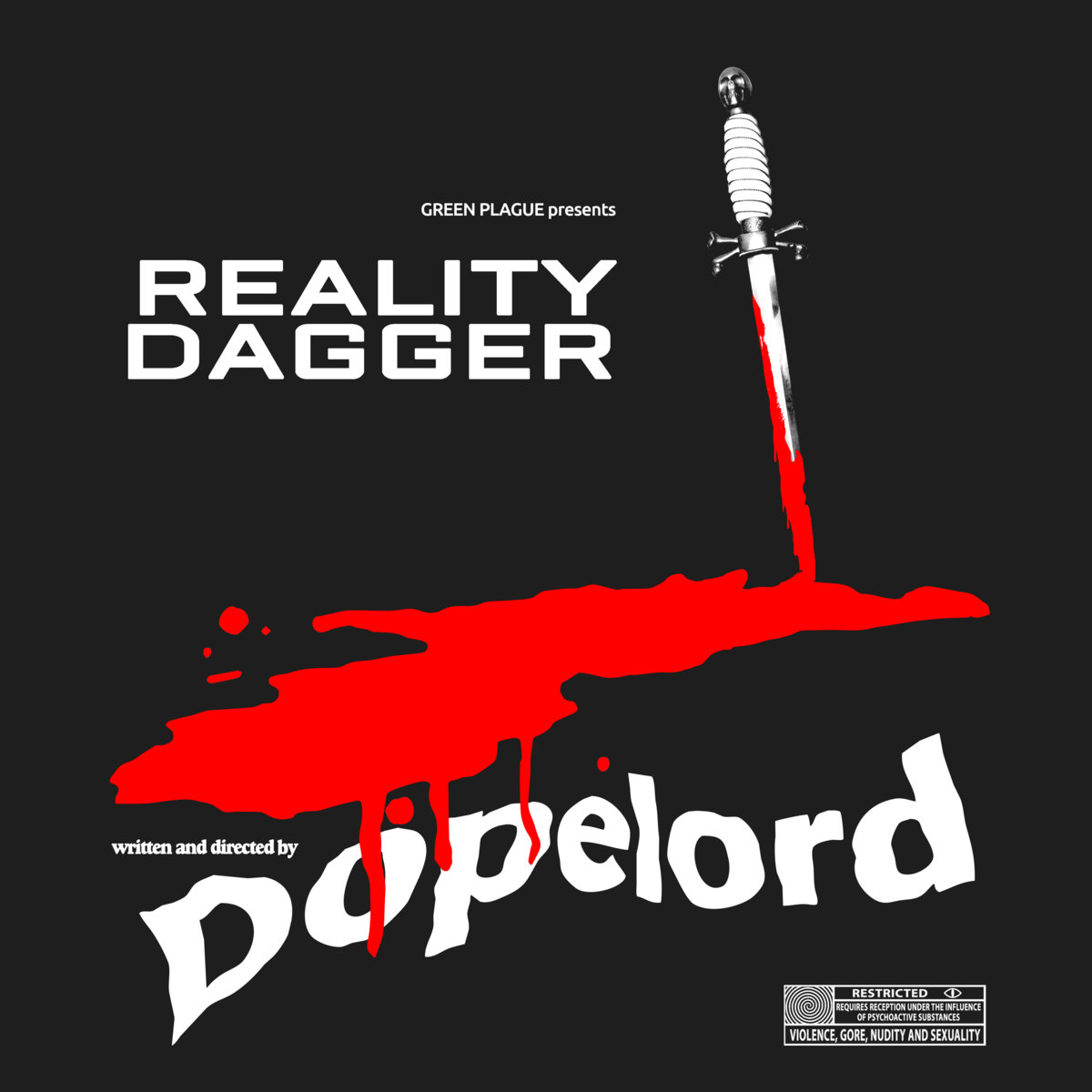 DOPELORD - Reality Dagger cover