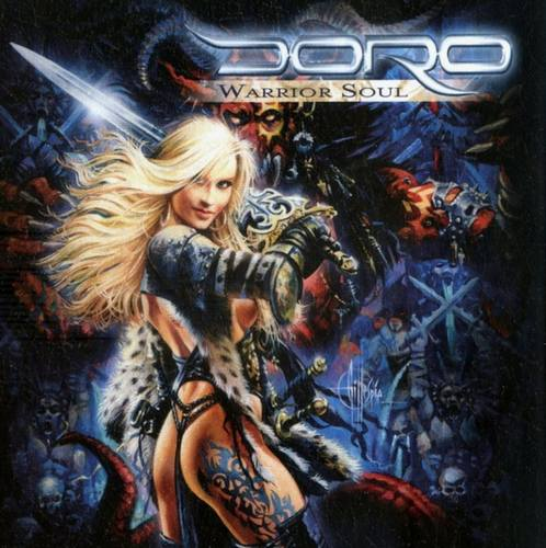 DORO - Warrior Soul cover