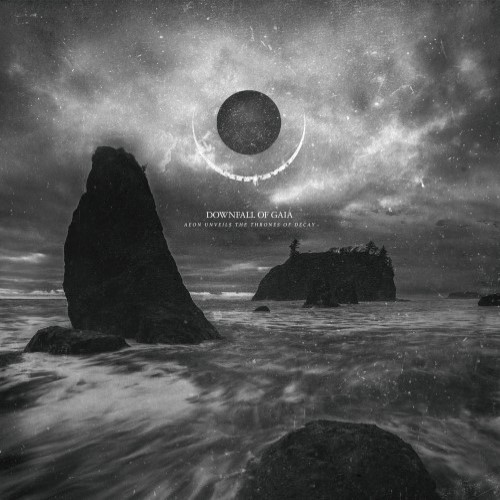 DOWNFALL OF GAIA - Aeon Unveils the Thrones of Decay cover