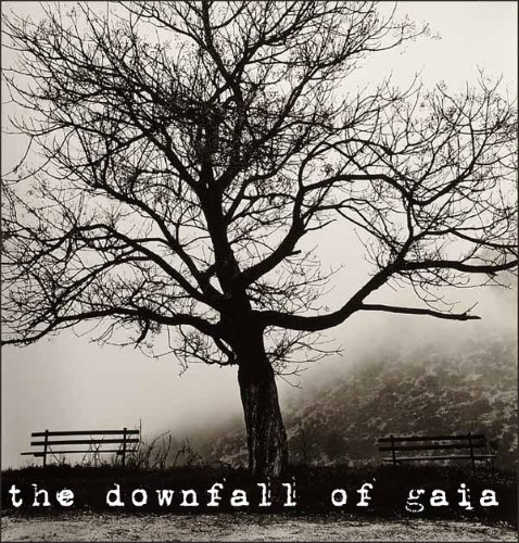 DOWNFALL OF GAIA - The Downfall Of Gaia cover