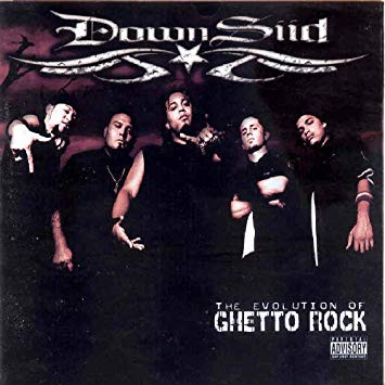 DOWNSIID - The Evolution of Ghetto Rock cover