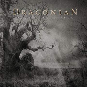 DRACONIAN - Arcane Rain Fell cover