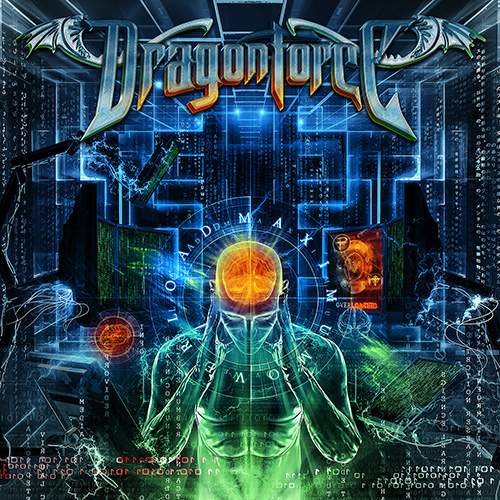 DRAGONFORCE - Maximum Overload cover