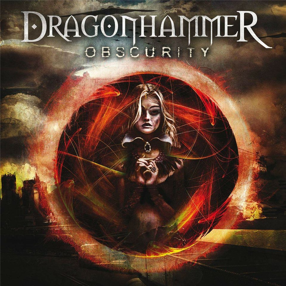 DRAGONHAMMER - Obscurity cover