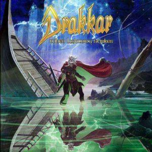 DRAKKAR - When Lightning Strikes cover 