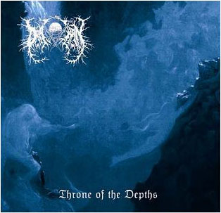 DRAUTRAN - Throne of the Depths cover