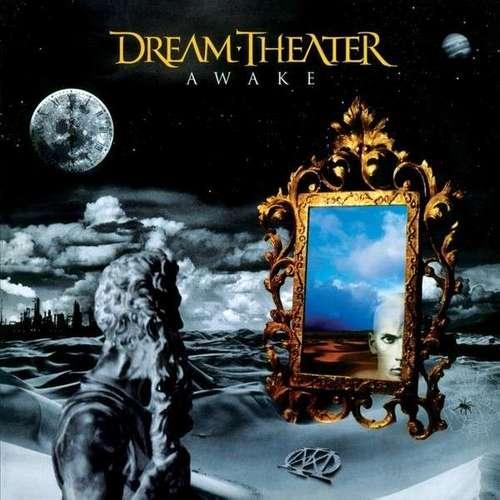 DREAM THEATER - Awake cover