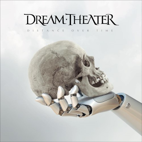 DREAM THEATER - Distance Over Time cover