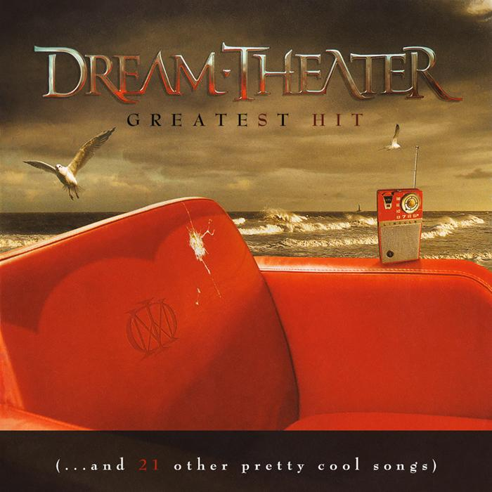 DREAM THEATER - Greatest Hit (...and 21 Other Pretty Cool Songs) cover