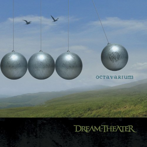 DREAM THEATER - Octavarium cover