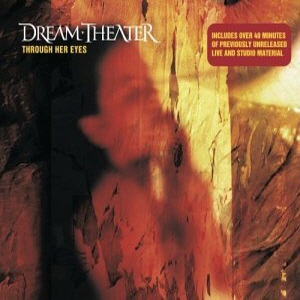 DREAM THEATER - Through Her Eyes cover
