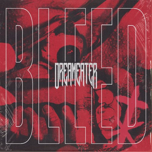 DREAMEATER - Bleed cover