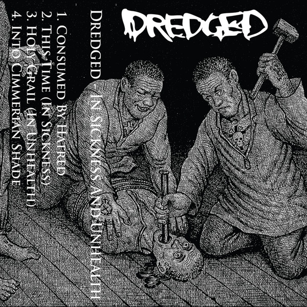 DREDGED - In Sickness And Unhealth cover