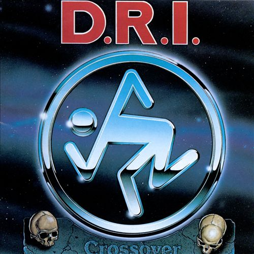 D.R.I. - Crossover cover