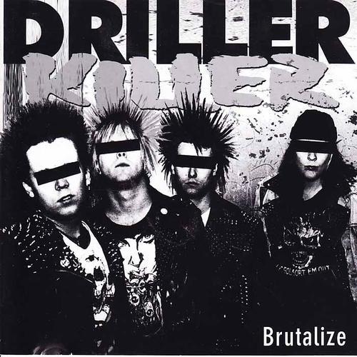 DRILLER KILLER - Brutalize  LP