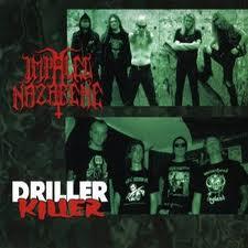 DRILLER KILLER - Impaled Nazarene Vs. Driller Killer cover