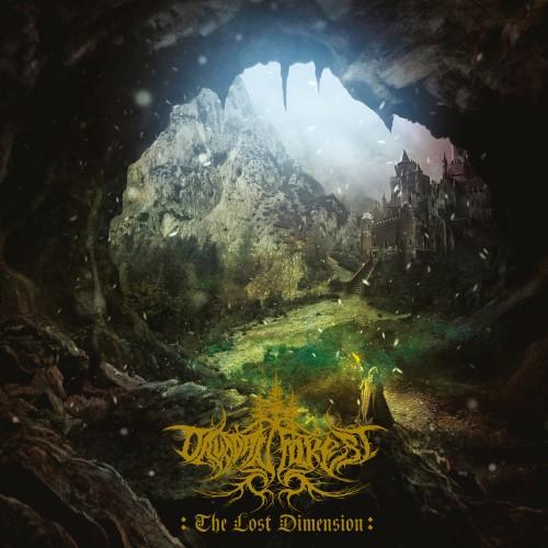 DRUADAN FOREST - The Lost Dimension cover