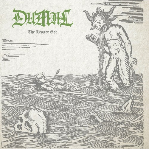 DUMAL - The Lesser God cover
