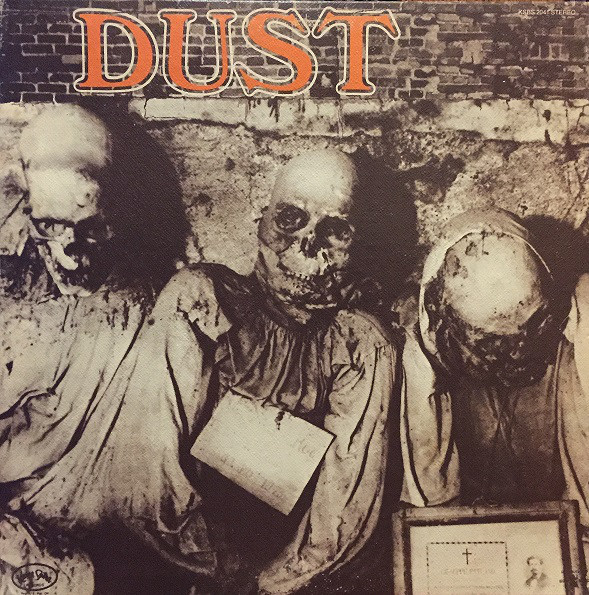 DUST - Dust cover