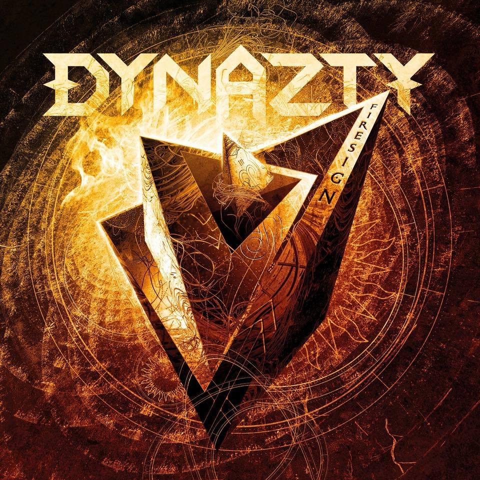 DYNAZTY - Firesign cover