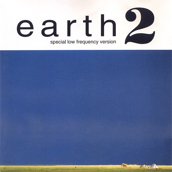 EARTH - Earth 2: Special Low Frequency Version cover