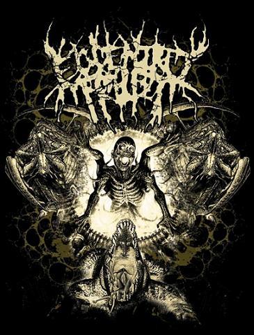 ECCENTRIC TOILET - The Roar Of Cerberus cover
