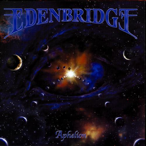 EDENBRIDGE - Aphelion cover