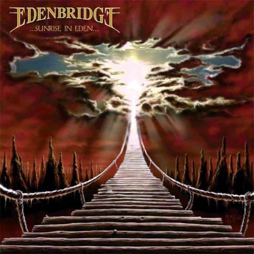 EDENBRIDGE - Sunrise in Eden cover