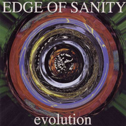 EDGE OF SANITY - Evolution cover