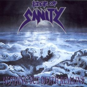EDGE OF SANITY - Nothing but Death Remains cover