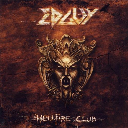 EDGUY - Hellfire Club cover