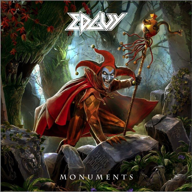 EDGUY - Monuments cover