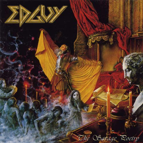 EDGUY - The Savage Poetry cover