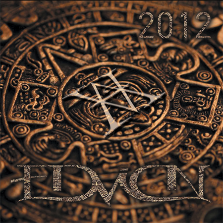 EDVIAN - 2012 cover