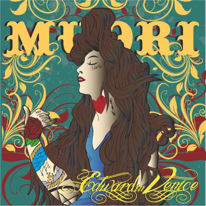 EDWARD IN VENICE - Muori cover