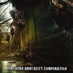 EFECTO DESPOTISMO - Northern Brutality Corporation cover
