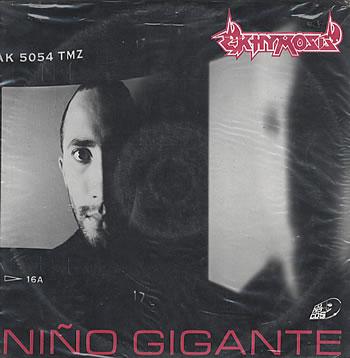 EKHYMOSIS - Niño Gigante cover