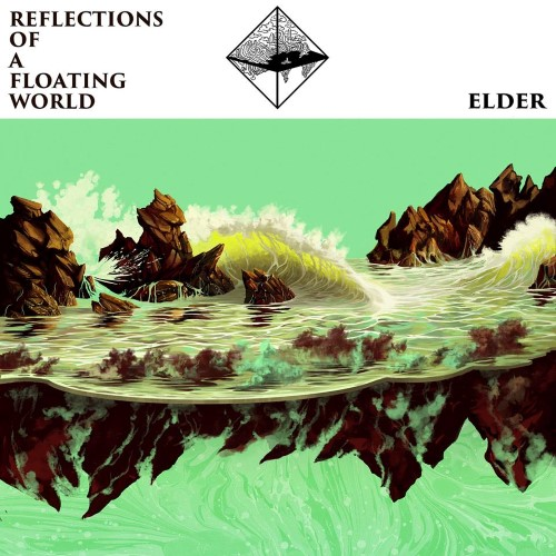 ELDER - Reflections of a Floating World cover