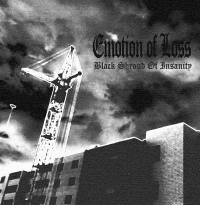EMOTION OF LOSS - Black Shroud Of Insanity cover