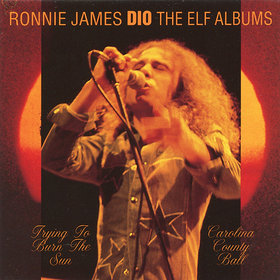 ELF - Ronnie James Dio: The Elf Albums cover