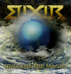 ELIXIR - Unleash the Magic cover
