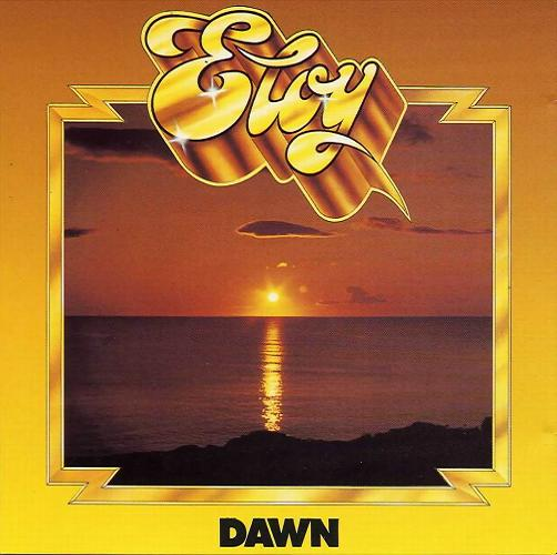 ELOY - Dawn cover