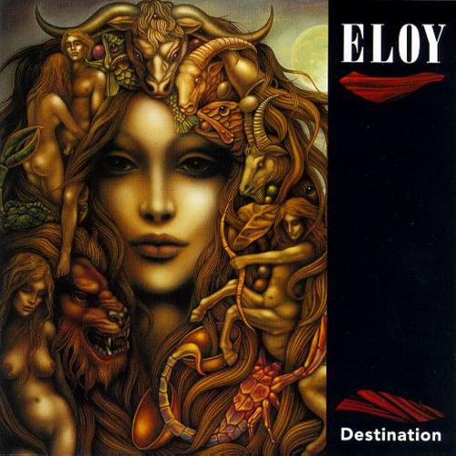 ELOY - Destination cover