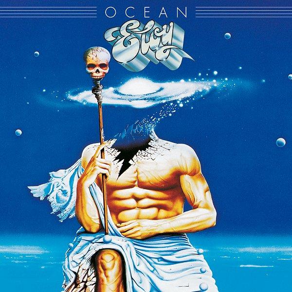 ELOY - Ocean cover