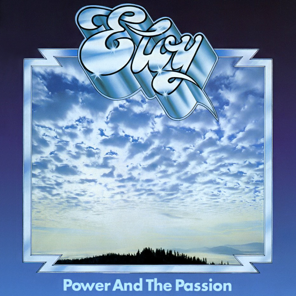 ELOY - Power and the Passion cover