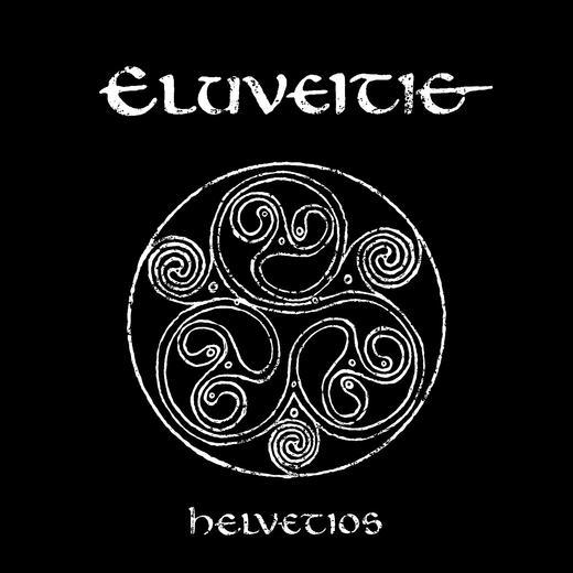 ELUVEITIE - Helvetios cover