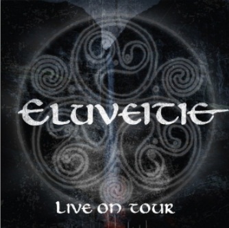 ELUVEITIE - Live On Tour cover